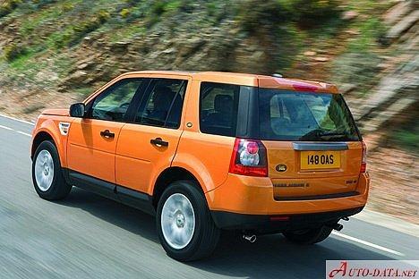 Land Rover - Freelander II