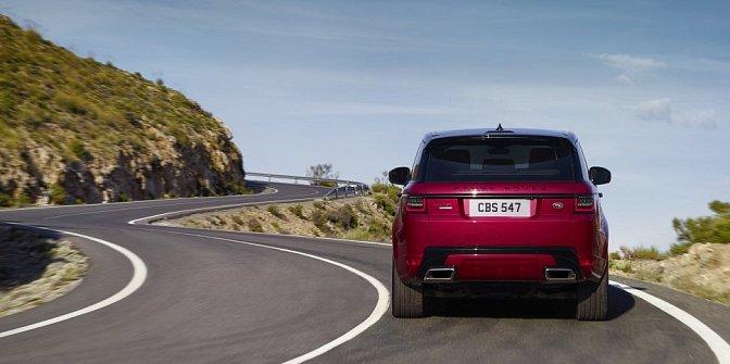 Land Rover - Range Rover Sport II (facelift 2017)