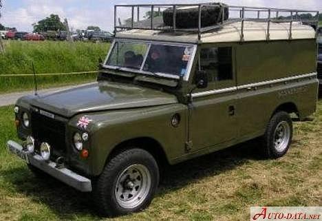 Land Rover - Hardtop