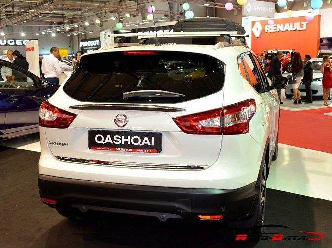 Nissan - Qashqai II