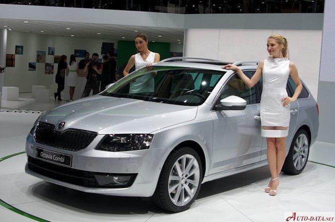 Škoda - Octavia III Combi