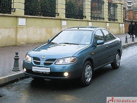 Nissan - Almera II (N16)