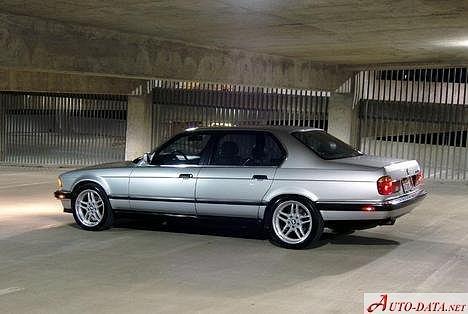 BMW - 7er (E32)