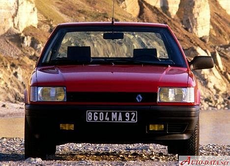 Renault - 21 (B48)