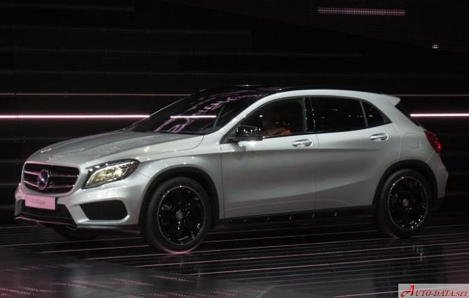 Mercedes-Benz - GLA (X156)