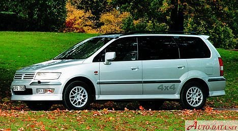 Mitsubishi - Space Wagon