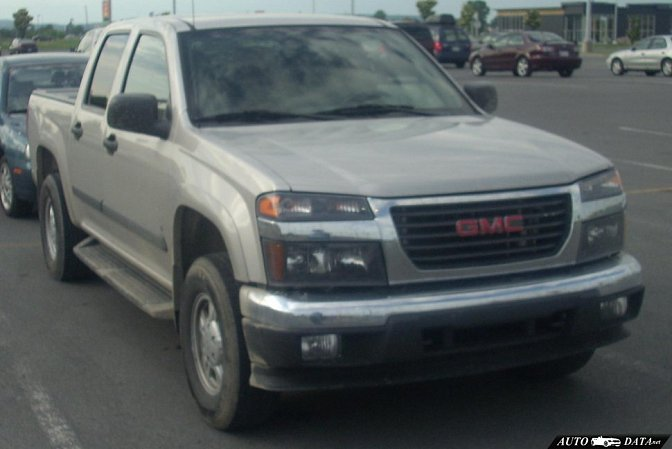 GMC - Canyon I Crew cab