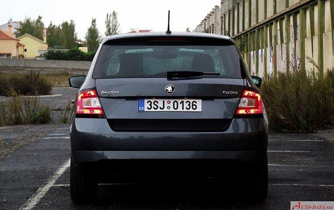 Škoda - Fabia III