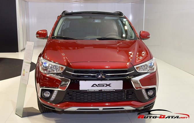 Mitsubishi - ASX (facelift 2016)
