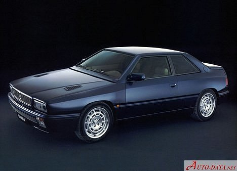 Maserati - Biturbo Coupe