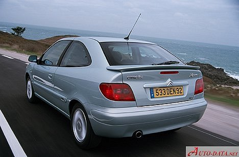 Citroen - Xsara Coupe (N0)
