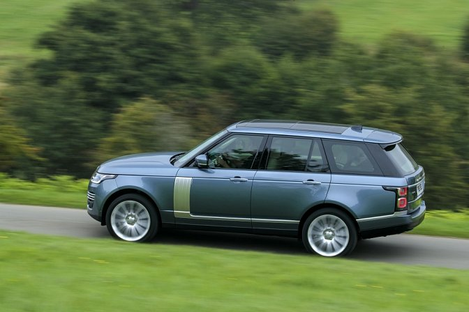 Land Rover - Range Rover IV (facelift 2017)