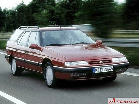 Citroen - XM Break (Y4)
