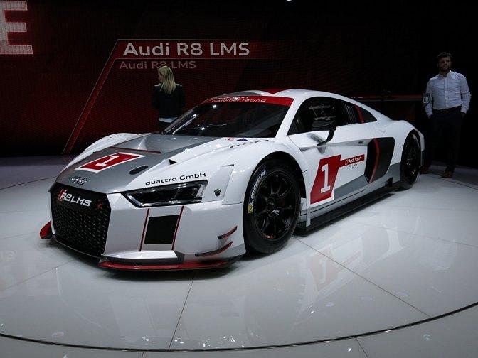 Audi - R8 II LMS (2016)