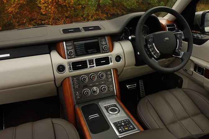 Land Rover - Range Rover III (Facelift 2009)