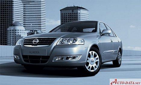 Nissan - Almera Classic (B10)