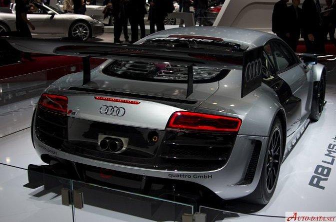 Audi - R8 LMS ultra