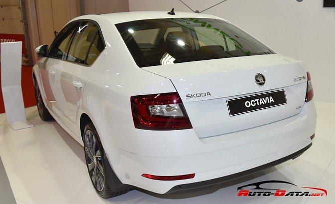 Škoda - Octavia III (facelift 2016)