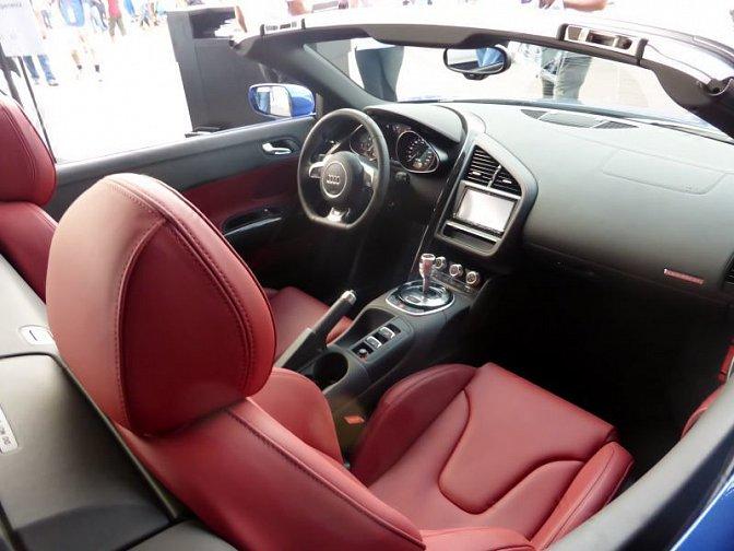 Audi - R8 Spyder (facelift 2012)