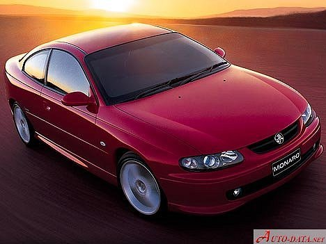 Holden - Monaro