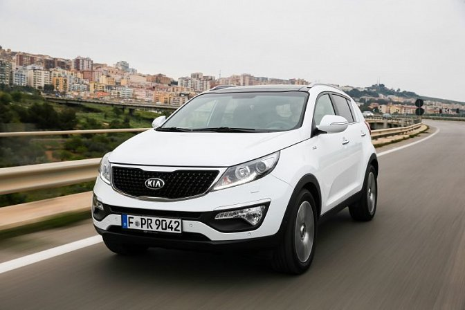 Kia - Sportage III (facelift, 2014)