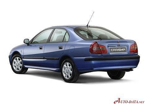 Mitsubishi - Carisma Hatchback