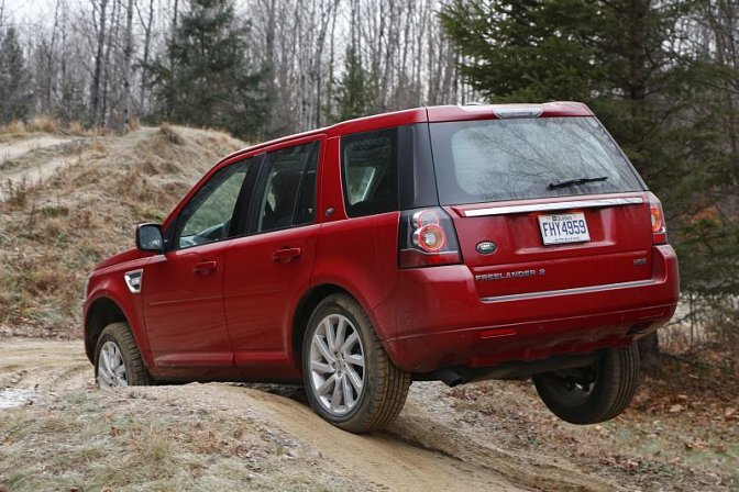 Land Rover - Freelander II (facelift 2012)