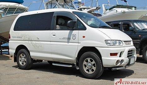 Mitsubishi - Delica (L400)