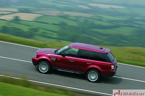 Land Rover - Range Rover Sport I