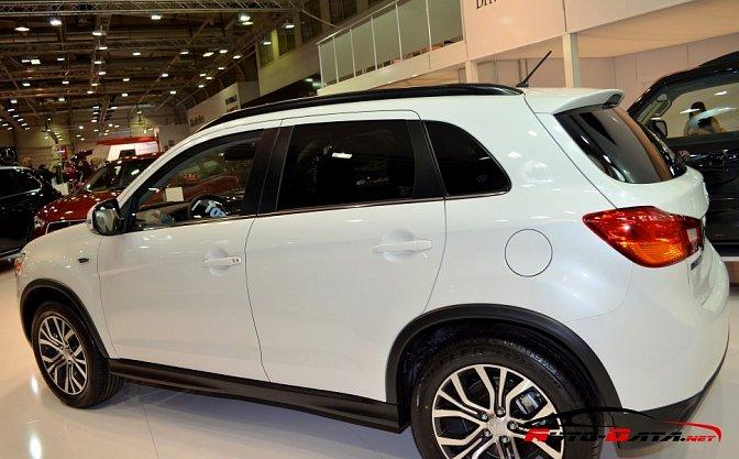 Mitsubishi - ASX (facelift 2012)