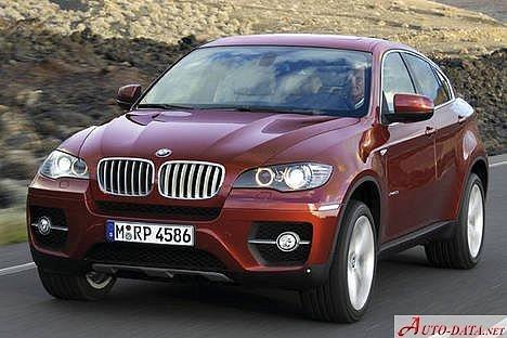 BMW - X6 (E71)