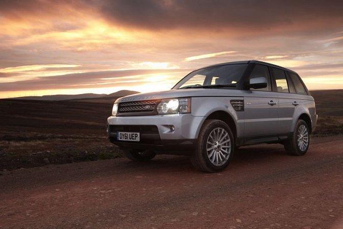Land Rover - Range Rover Sport I (facelift 2009)