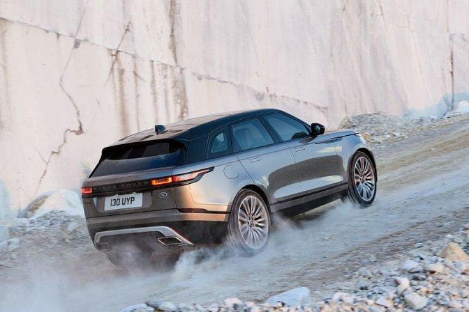 Land Rover - Range Rover Velar