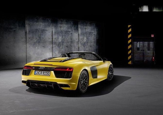 Audi - R8 II Spyder