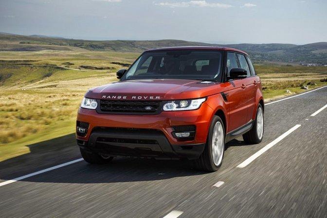 Land Rover - Range Rover Sport II