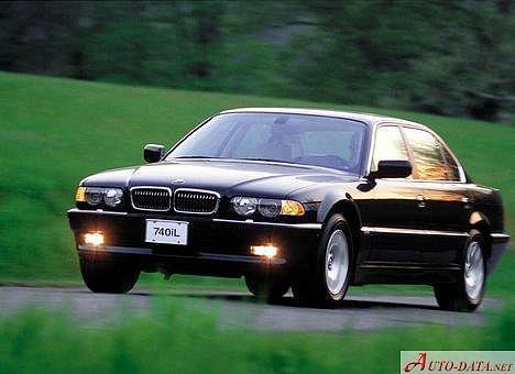 BMW - 7er (E38)