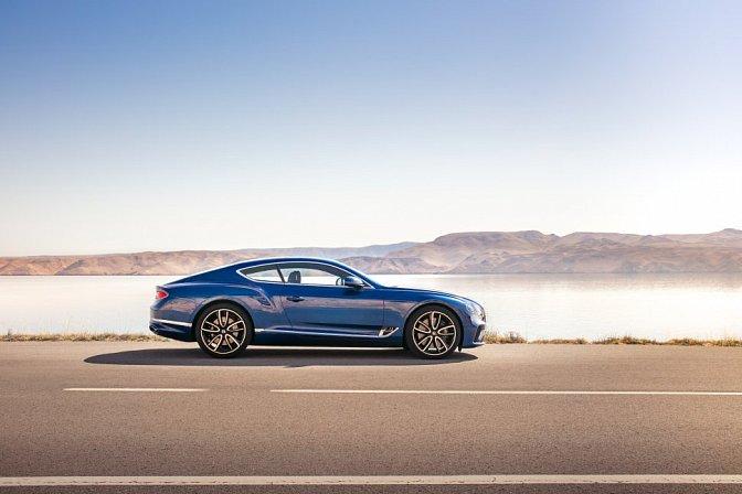 Bentley - Continental GT III