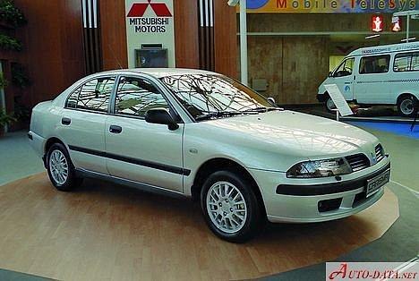 Mitsubishi - Carisma