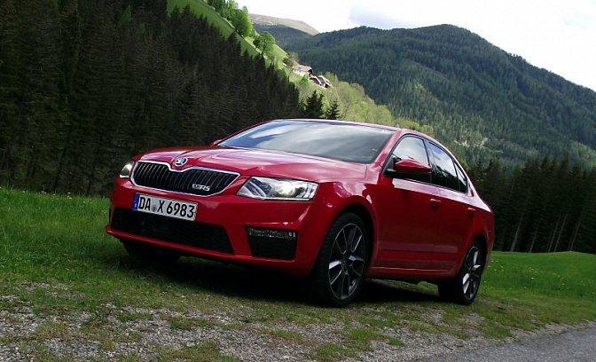 Škoda - Octavia III