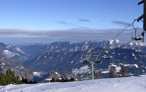 tudy ještě mnoho lyžařů neprojelo