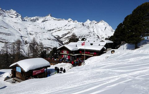 Ski resort Zermatt/Breuil-Cervinia/Valtournenche