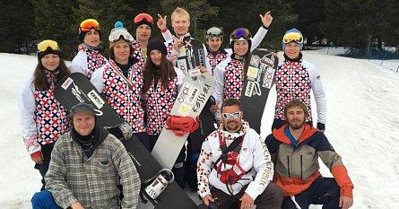 Naděje českého snowboardcrossu