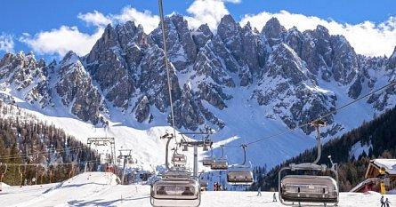 Dolomity Superski - Lyžování Itálie