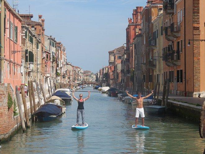 Nezapomenutelný výlet do Benátek