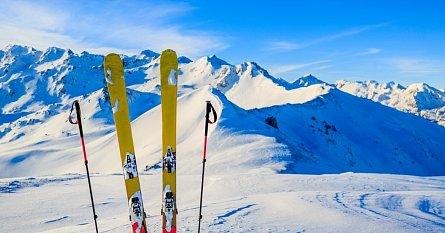 Nejlepší lyžování Švýcarsko