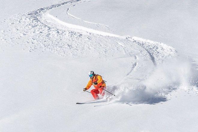 Nejlepší freeride v Alpách