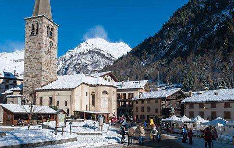 Alagna Valsesia/Gressoney-La-Trinité/Champoluc/Frachey (Monterosa Ski)