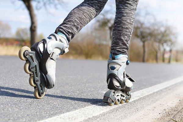 Aktivita Cyklo a inline stezka Vyšehrad - Modřany