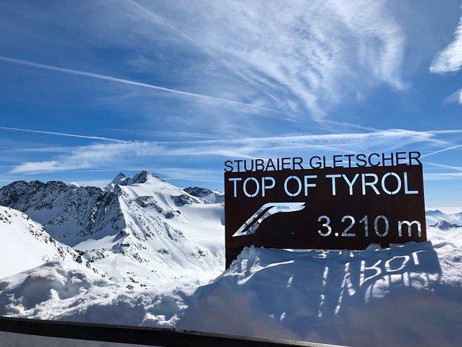 Top of Tyrol vyhlídka