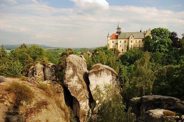 Aktivita Hruboskalské skalní město